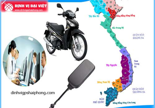 chip dinh vi xe may nam dinh